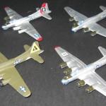 4x Scotia B-17